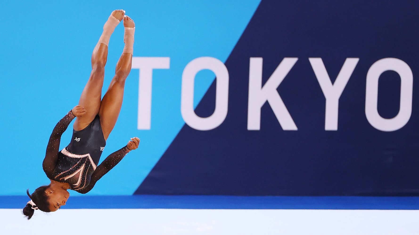 Simone Biles Teases What To Expect In Tokyo With 'Incredible' Olympics Training Session