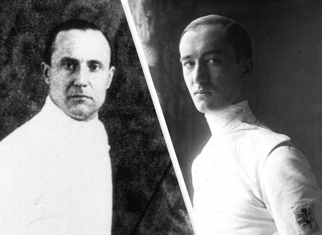 Nedo Nadi e Aldo Nadi