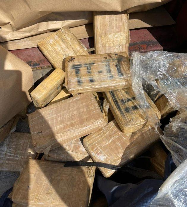 Λιμάνι Πειραιά: 351 κιλά κοκαΐνης κρυμμένη σε φορτίο
