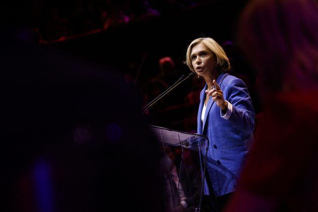 Valérie Pécresse, ici photographiée après sa réélection à la tête de la région Île-de-France le 27 juin...