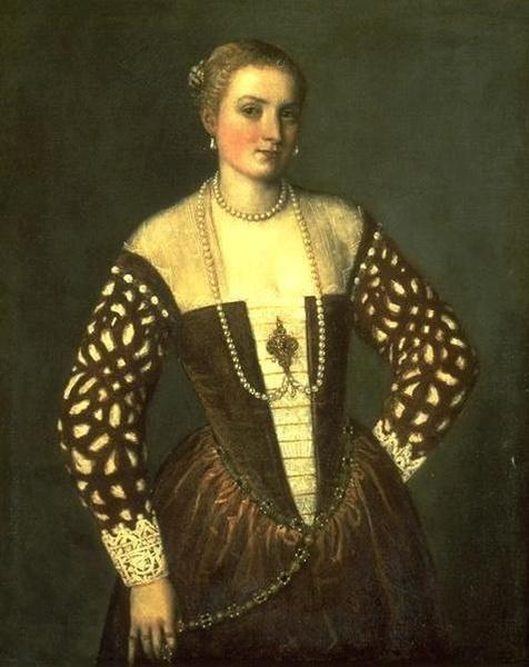 Πορτρέτο μιας κυρίας...