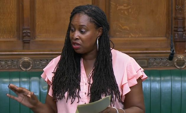 Dawn Butler was told to withdraw from the chamber by temporary deputy speaker Judith Cummins following...