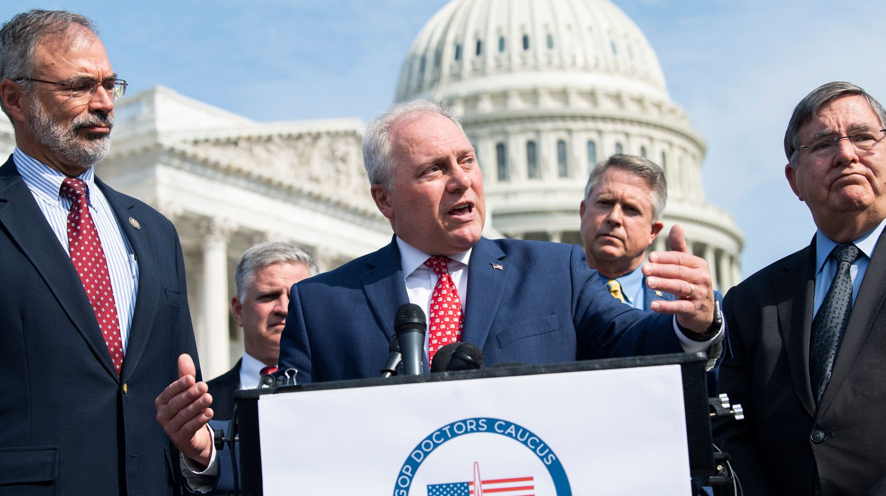 Republicans Stumble Trying To Show More Urgency About COVID-19 Vaccines
