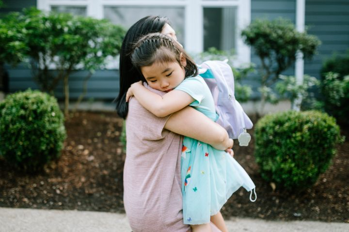 Parents can help their children cope with anxiety by listening and encouraging them to share their feelings.