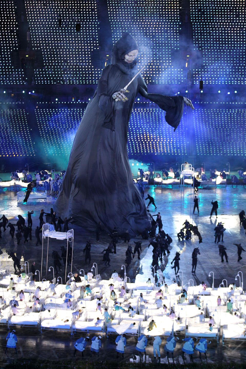 The 2012 Olympics Opening Ceremony Is Still A Heart-Swelling, Lump-In-The-Throat