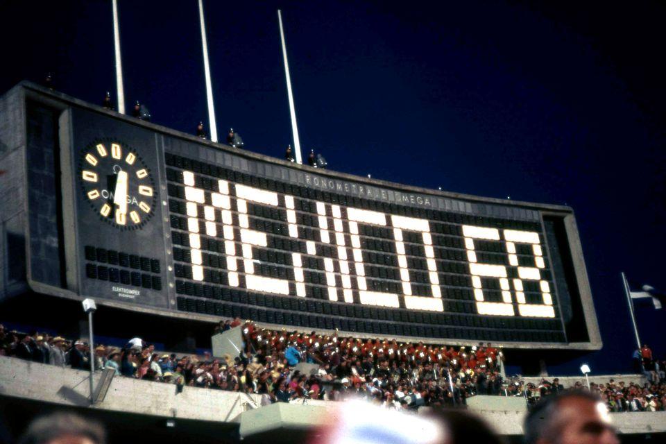 Ολυμπιακοί Αγώνες του 1968 στο