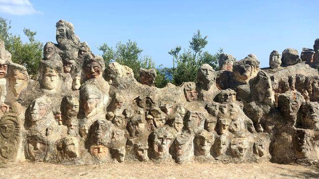 Il Castello Incantato di Filippo Bentivegna, un paradiso poetico a