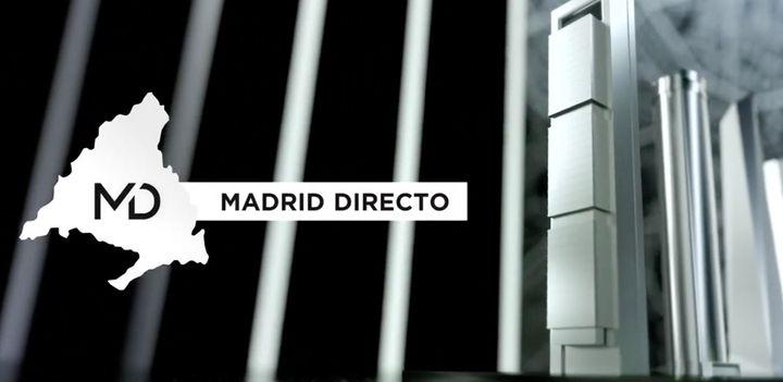 El programa Madrid Directo de TeleMadrid.