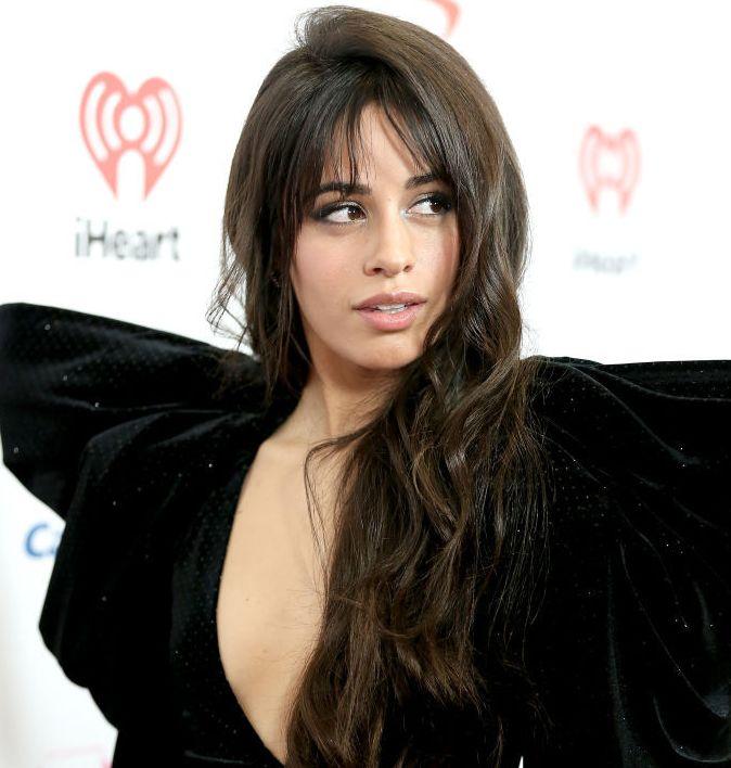 La cantante cubana Camila Cabello.
