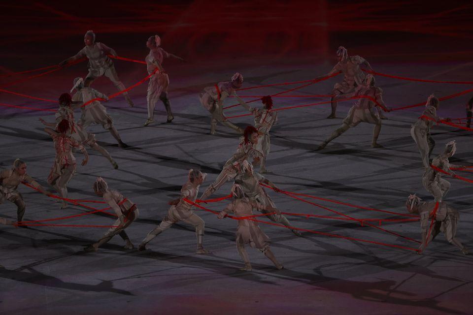 Η τελετή έναρξης των Ολυμπιακών Αγώνων του Τόκιο σε