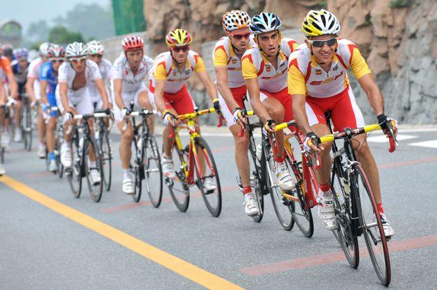 Equipo español de ciclismo, en los últimos