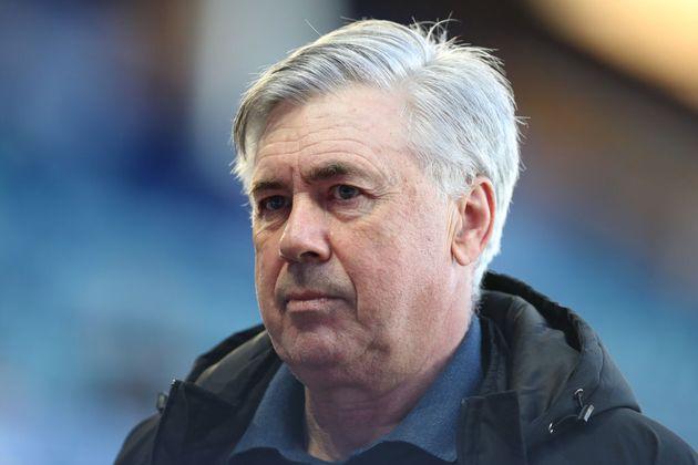 El entrenador del Real Madrid, Carlo Ancelotti, en una imagen de