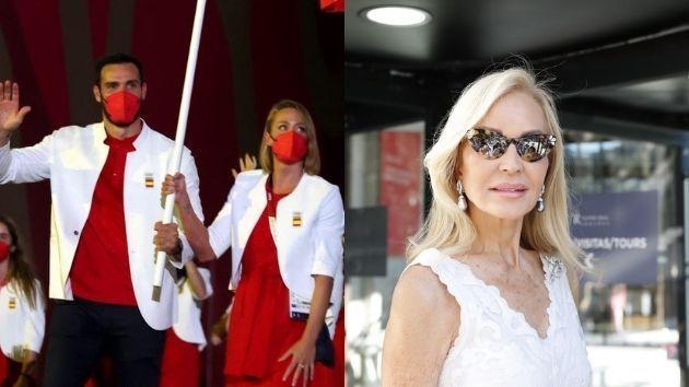 Saúl Craviotto y Mireia Belmonte y Carmen