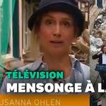 Une journaliste allemande virée pour avoir fait semblant de participer au nettoyage des