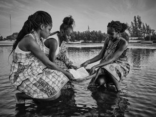 Τρεις γυναίκες και το κείμενο της