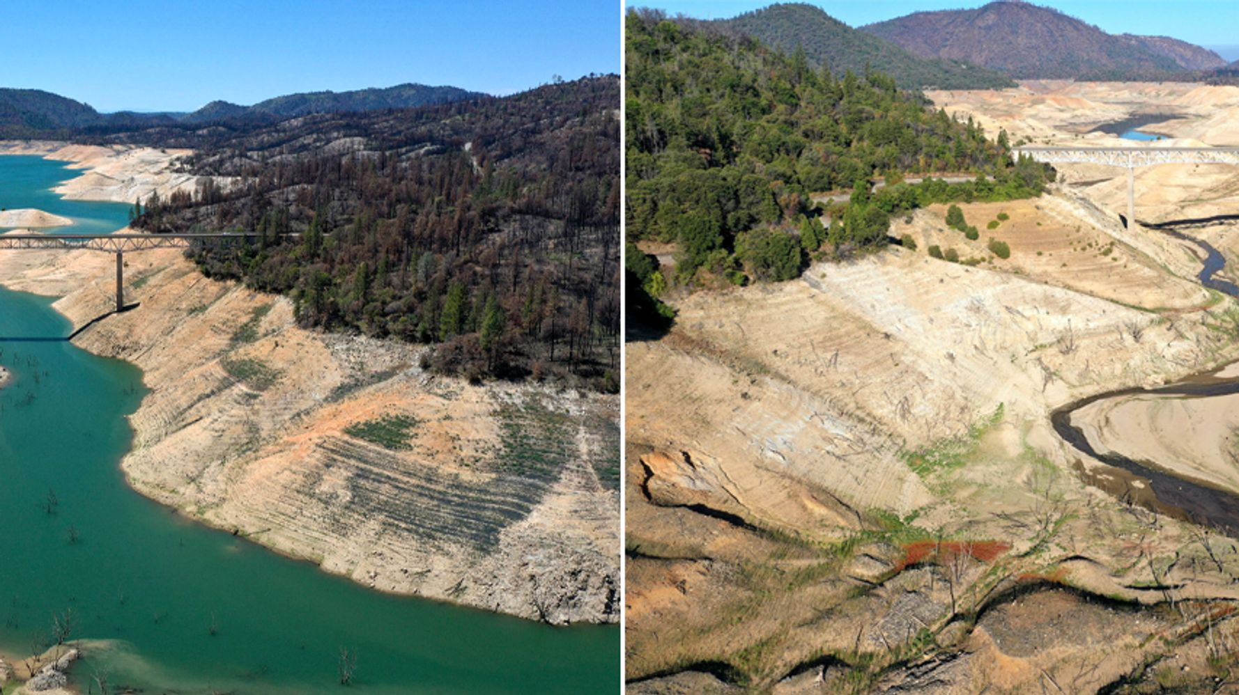 California Could Cut Off Water From Thousands Of Farmers In Historic Drought