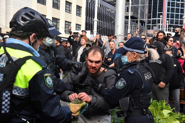 Αυστραλία: Διαδηλώσεις κατά του lockdown σε όλη τη