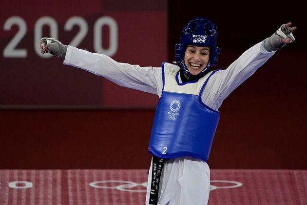 Adriana Cerezo asegura la primera medalla española en los Juegos de Tokio