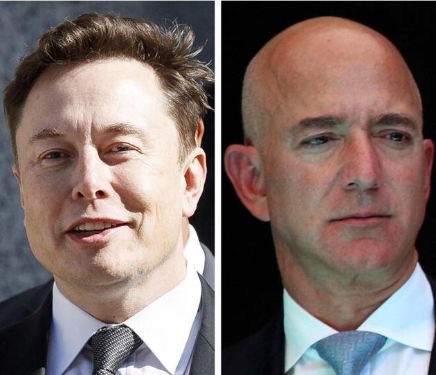 Musk/Bezos