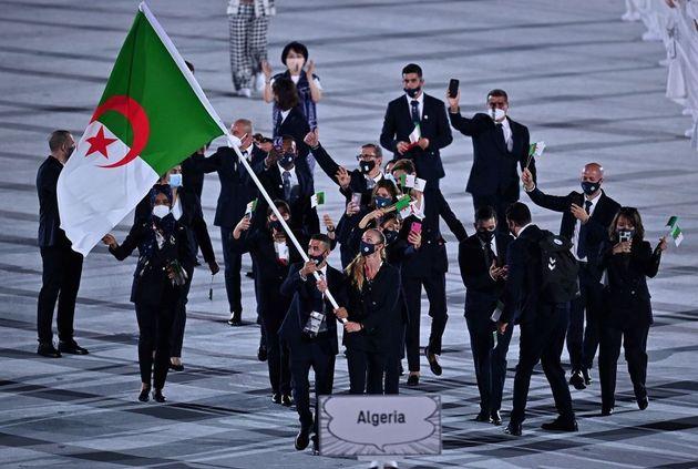 Delegación olímpica de