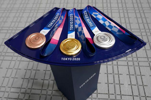 Medallas de Tokio