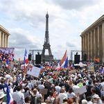 Le rassemblement anti-pass sanitaire au Trocadéro ou la soupape de toutes les colères -