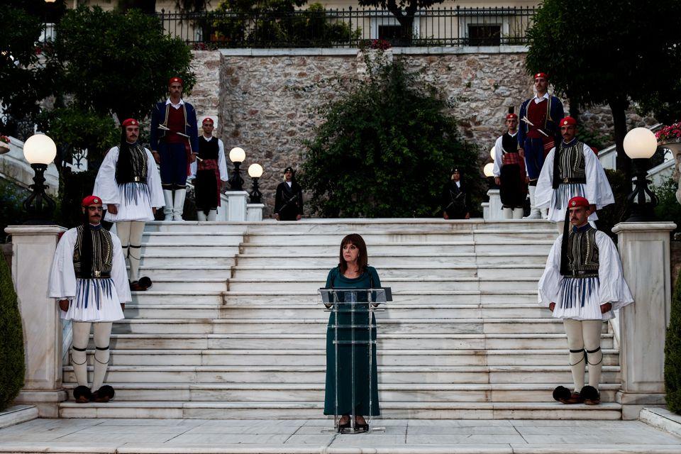 47η επέτειος της Αποκατάστασης της Δημοκρατίας – Η εκδήλωση στο Προεδρικό