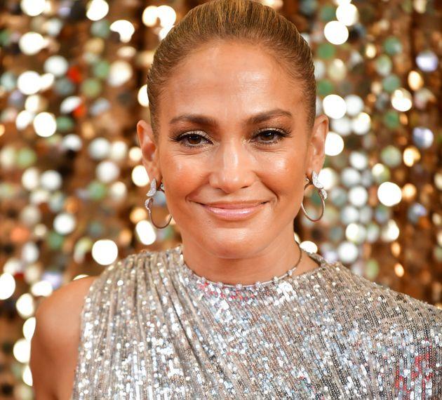 Jennifer Lopez, ici en octobre 2019 à New York City. (Photo by James Devaney/GC