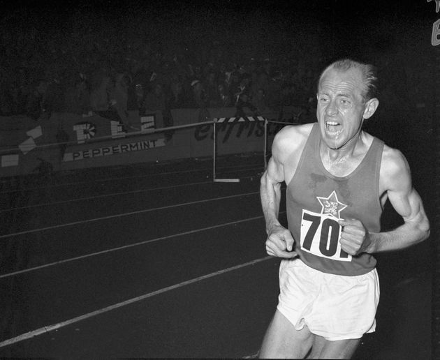 Emil Zatopek (Photo by RDB/ullstein bild via Getty Images)