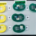 Η αποτελεσματικότητα των εμβολίων Pfizer και AstraZeneca έναντι της μετάλλαξης Δέλτα σε