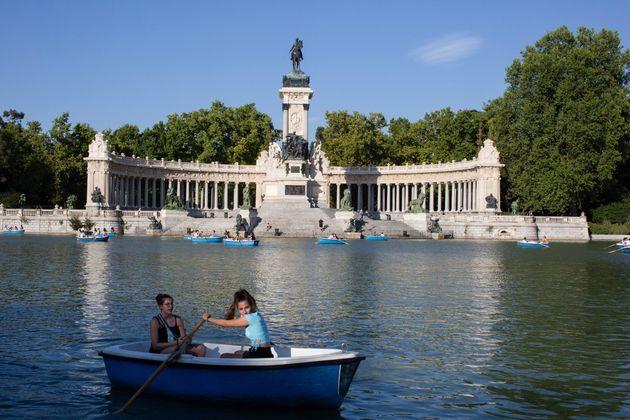La Unesco declara Patrimonio de la Humanidad el Paseo del Prado y el Retiro de