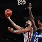 Aux JO, les Bleus du basket réussissent encore l'exploit contre les