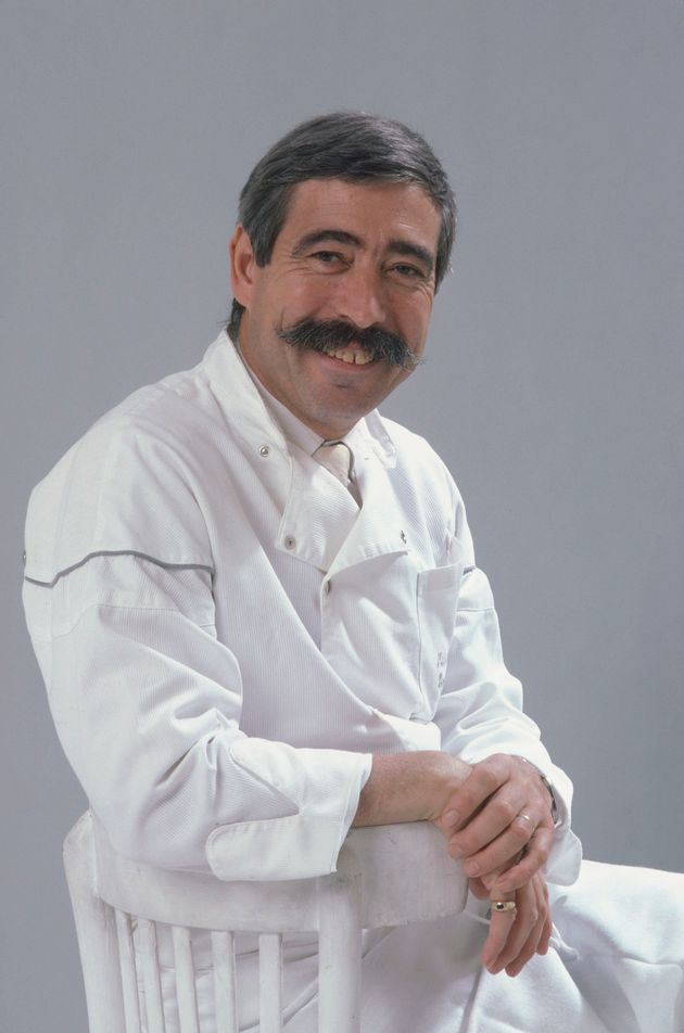 Yonne: French chef Michel LORAIN of Relais & Châteaux La Côte Saint-Jacques in Joigny. Yonne: le grand-chef...