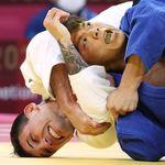 阿部一二三選手と対戦のブラジル選手。漢字タトゥーが話題、何て書いてあった?