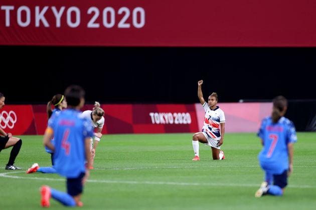 영국과 일본 여자 축구