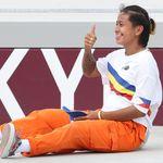 失敗しても笑顔で「ありがとう!」。スケートボード・ディダル選手(フィリピン)にSNSが大注目