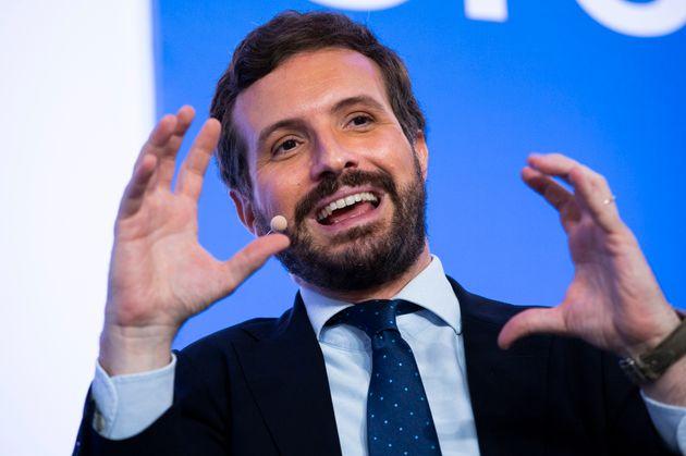 Pablo Casado, en una foto de