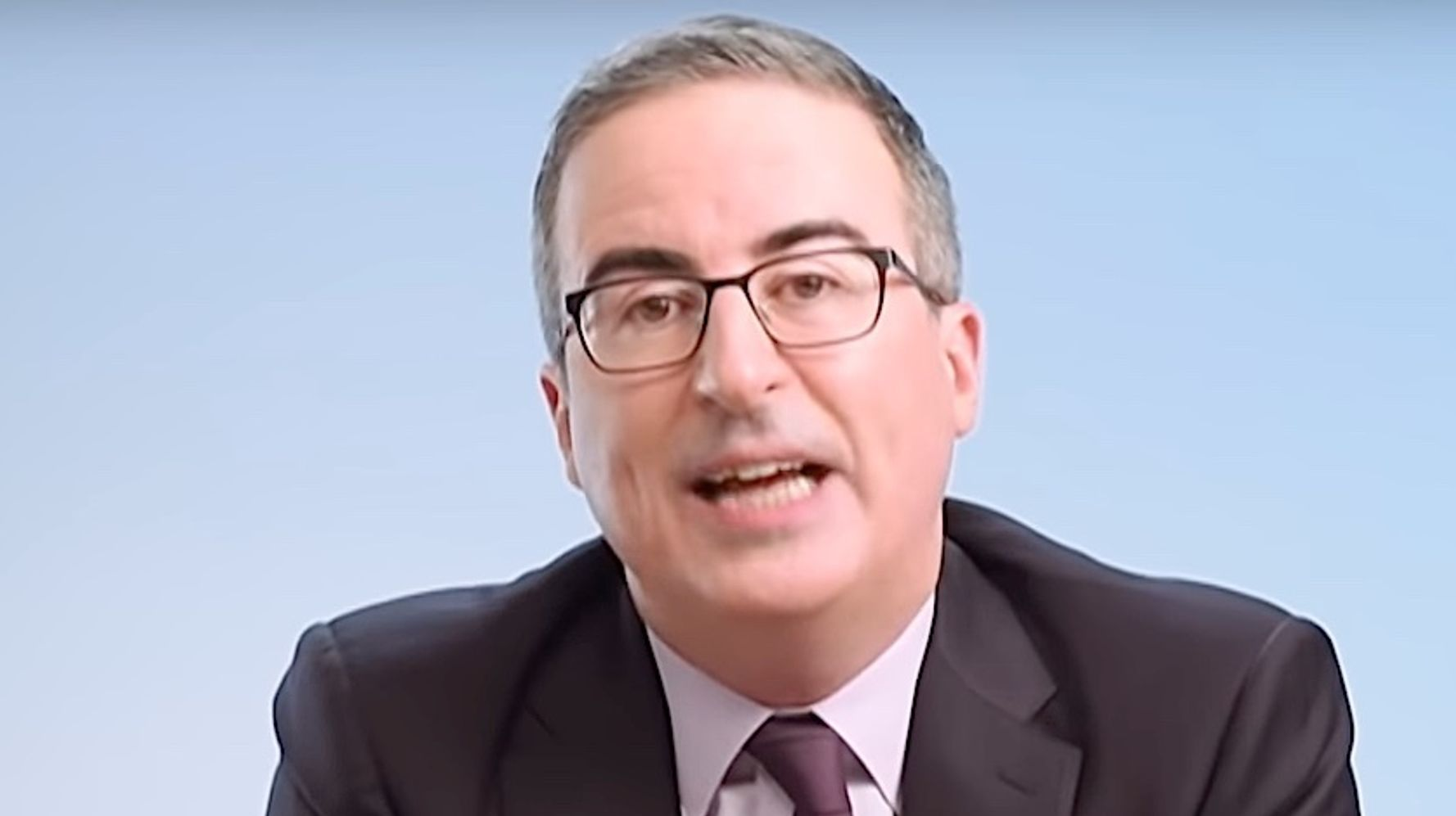 John Oliver Makes One Of The Most Compelling Cases Yet For Reparations
