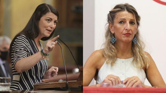 Macarena Olona y Yolanda