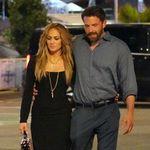 Jennifer Lopez y Ben Affleck recrean su foto más picante 20 años
