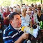 Primario di malattia infettive di Novara alla manifestazione contro Green Pass: