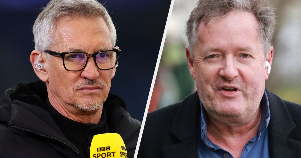 Gary Lineker Speaks For All Of Us After Piers Morgan Claims 'No One Cares' About The Tokyo Olympics