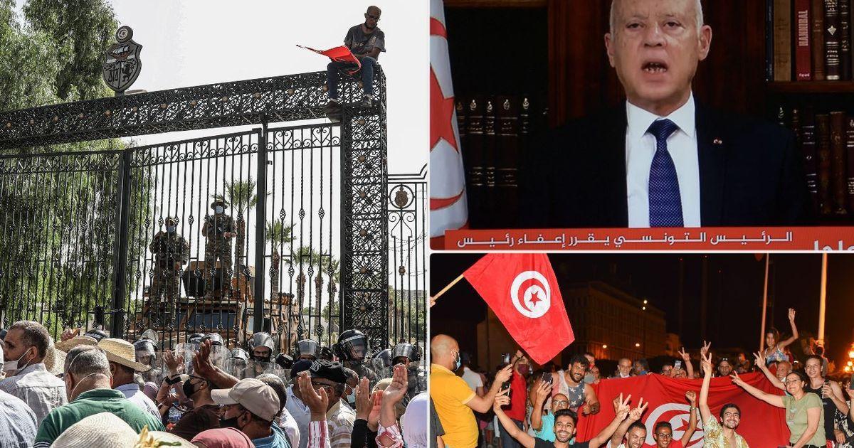 Il populista anomalo di Tunisi chiude il Parlamento (di G. Belardelli)