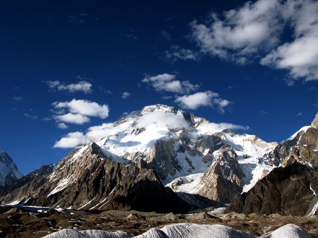 파키스탄과 중국 국경에 위치한