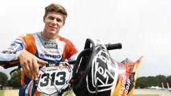 BMX自転車レースのニック・キンマン選手、事故を乗り越え金メダル。練習でコース上でスタッフと衝突【東京オリンピック】