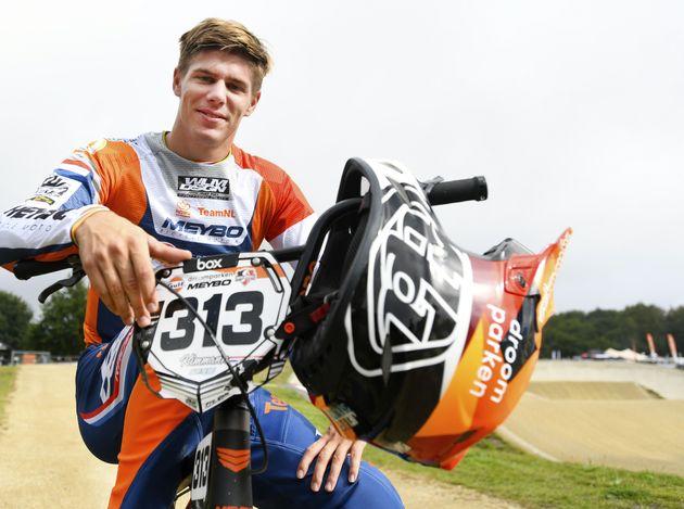 東京オリンピック男子BMXレーシングのオランダ代表ニック・キンマン選手