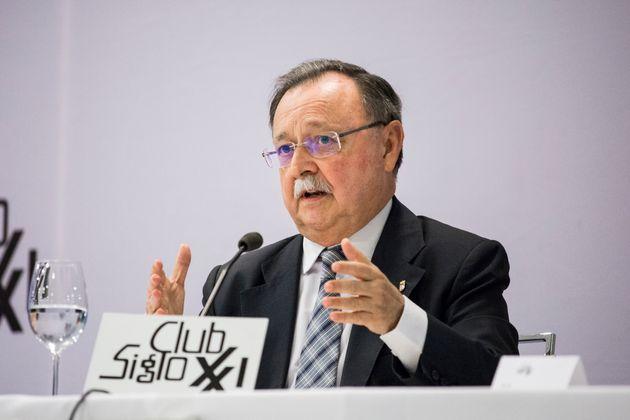 El presidente del Gobierno ceutí, Juan Vivas, en una foto de