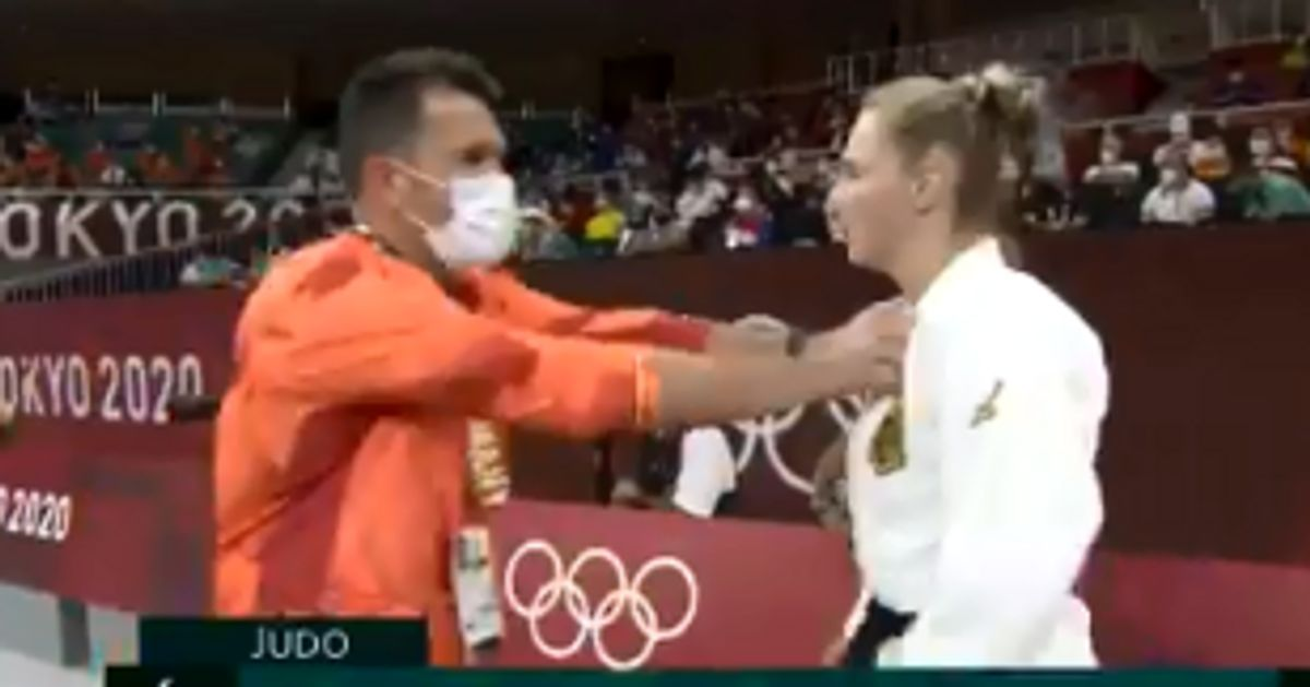 La méthode brutale et douteuse de ce coach allemand pour motiver sa judokate aux JO
