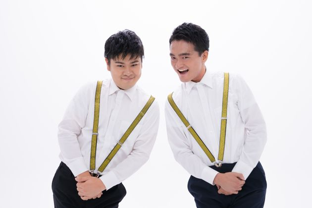 デフWのお二人。左から、長谷川さん、奥村さん