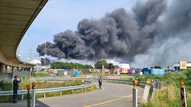 Γερμανία: Φονική έκρηξη σε βιομηχανικό πάρκο του